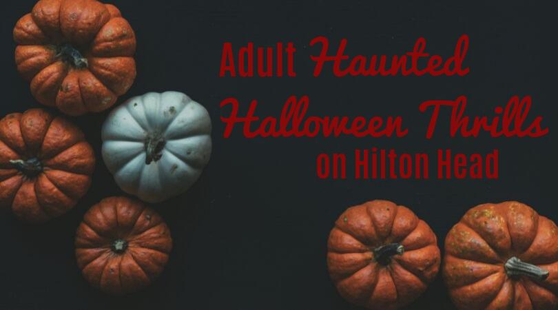 adult Halloween on Hilton Head