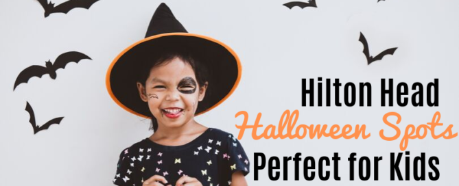 Hilton Head Halloween Spots Perfect for Kids