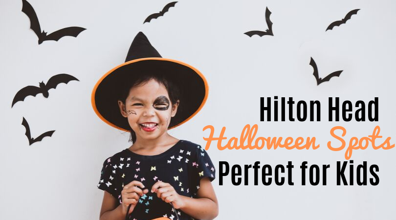 Hilton Head Halloween Spots Perfect for Kids