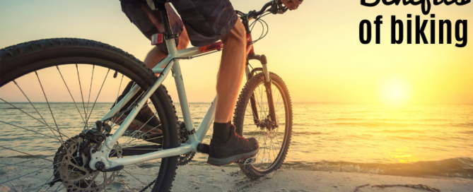 Benefits of Biking Hilton Head