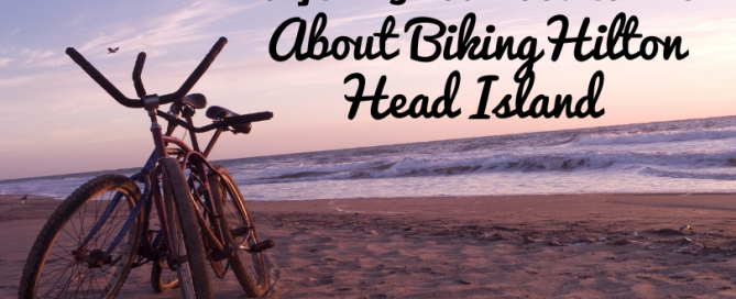Biking Hilton Head Island