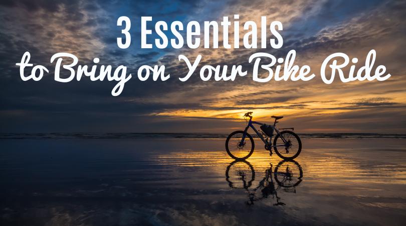 bike ride essentials